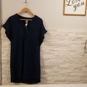 NWT👗H&M JEAN DRESS